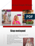 Paket Pernikahan Simple Wilayah Depok