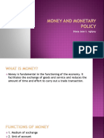 Money and Monetary Policy 2