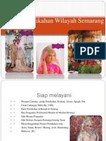 Paket Pernikahan Wilayah Semarang