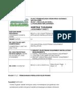 Assignment Sheet 1 Edited