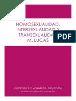 Reporte Homosexualidad, Intersexualidad y Transexualidad