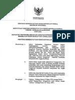 Kepmenkes No 66 Tahun 2001 Tentang Petunjuk Teknis Pelaksanaan Jabfung Penyuluh Kesehatan Masyarakat dan Angka Kreditnya.pdf