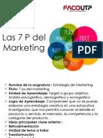 7ps Del Marketing