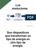 Los Transductores en audio