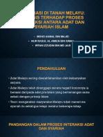 Islamisasi Di Tanah Melayu