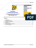 ITL TransFlash Troubleshooting Guide - Issue 0.6