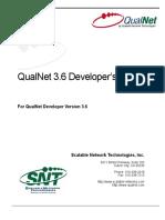 Qualnet Developers Guide-3.6.pdf