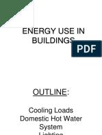 Powerpoint Energy Use in Buildings