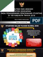 Sambutan Dan Arahan Menkes 100 Kota Stunting_ReDesign1