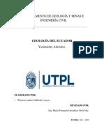 Depositos Aluviales en Ecuador