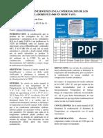 Factores Que Intervienen en La Condensacion de Los Ventiladores Sle