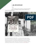 Cien Años de Soledad Soledad .COM