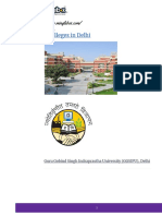 MBA &Diploma COLLEGES in India
