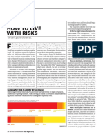 HBR - How to Live With Risks