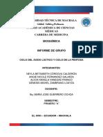 Ciclo Del Ácido Láctico y Ciclo de Pentosa (1)