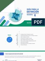Guia Para La Definicion de Retos Del Desarrollo Regional. 01-09-2019
