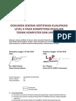 2. Dokumen Skema Kkni Lv II Tkj