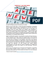La Derecha y Las Fake News