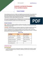 HVAC-Fan & Blowers Selection.pdf