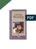 10 Christian Worship Study Guide.pdf