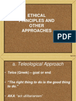 2. General Ethics