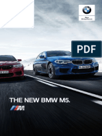 Catalogue Bmw M5
