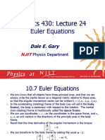 eulers equation.ppt
