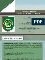 Ppt Somatoform