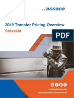 2019 Transfer Pricing Overview for Slovakia