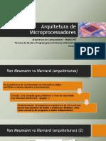02 m4a Arquitetura Microprocessadores