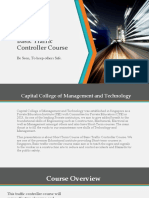 Basic Traffic Controller Course