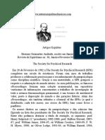 Parapsicologia e as suas diversas escolas - Hernani Guimarães Andrade.pdf