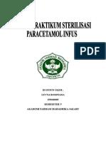 Infus Paracetamol