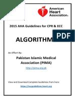 Aha Bls & Acls 2015 Algorithms