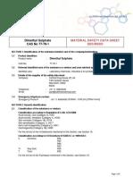 DimethylSulphate CASNO 77-78-1 MSDS