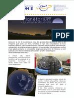 Planetarium Itinerant