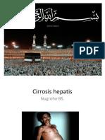 Cirrosis hepatis