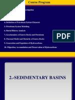 Geologia Sedimentary Basins