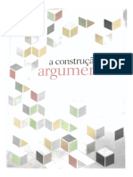 A construção do argumento
