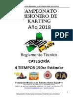 Reglam Tecnico 2018 FEMAD