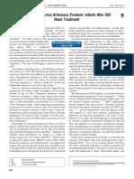 The Patent Ductus Arteriosus Problem Infants Who Still.pdf