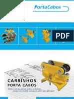 Carrinhos Porta Cabos