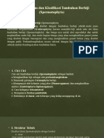 Ciri-ciri Umum dan Klasifikasi Tumbuhan Berbiji (Spermatopyhta).pptx
