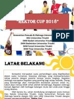 Rektor Cup 2018