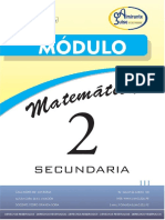 Mod Mat 2do Sec III Bim 2018
