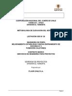 Metodología ODS-26. RA
