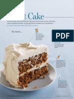 Carrot Cake PDF