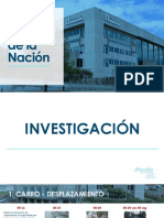 Informe de Fiscalia General Sobre Atentado a Escuela de Policia