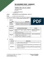 Resultados - Plan de Intervención - 19