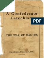 Confederate Catechism